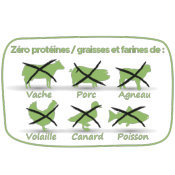 NAOTY – Pellets pour Animaux Basse-Cour 3mm – 2 kg