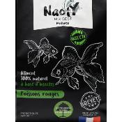 NAOTY – Pellets gros Poissons Rouges 5mm – 1,5 kg